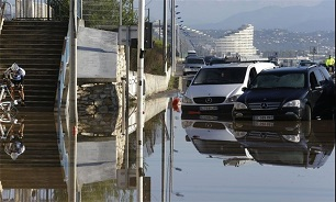 Two Missing, Hundreds of Homes Flooded as Storms Hit Southeast France