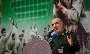 IRGC Commander Warns US, Britain, Israel against Continued Hostilities