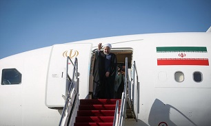 Pres. Rouhani leaves Malaysia for Japan