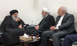 Zarif Highlights Outcomes of Iranian President's Iraq Visit