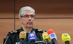 Iran's Top General Warns Harsh Response to US Forces in West Asia
