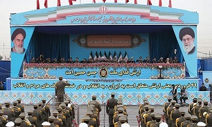 Iran Celebrates National Army Day