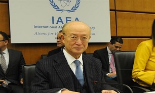 IAEA Chief Calls for Dialogue between Tehran, Washington