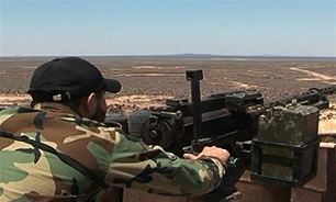 Syria Army Repels Terrorists' Attacks East of Palmyra