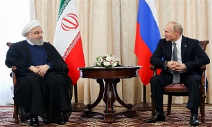 Iran, Russia Stand Together on Regional, International Matters