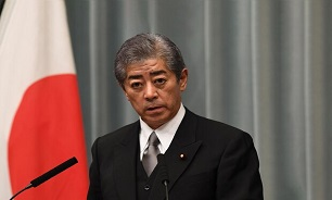 Japanese defense minister urges US, Iran to ease tensions