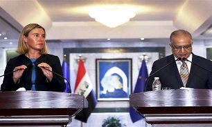 Mogherini Hails Iraq's Efforts to Ease US-Iran Tensions
