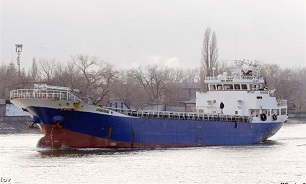 Iranian Trade Vessel Sinks in Caspian Sea, Crew Survive