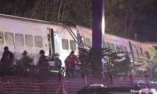Light Rail Train Derailment in California Injures 27