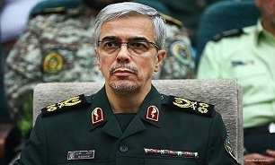 Maj. Gen. Bagheri arrives in China