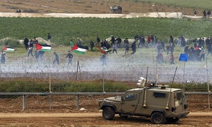 Israeli Troops Attack Palestinian Protesters, Injure More than 50