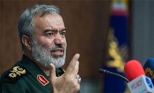 IRGC Unmoved by Enemy Threats against Iran