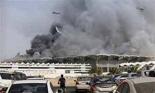 Saudi High-Speed Train Station Fire Injures Five People in Jeddah