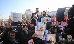Martyred General Soleimani to rest in hometown today