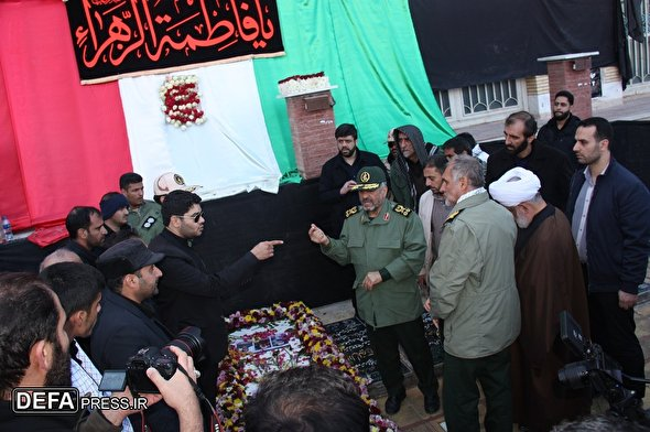 General Soleimani's Body Laid to Rest in His Hometown