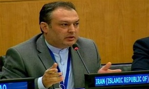 Envoy Slams US' Unilateral Coercive Measures against Iran