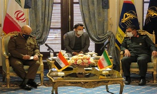 IRGC Eyes Naval Cooperation with Iraq