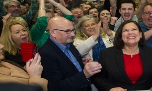 Sinn Fein Surges as Most Popular Party in Irish Election