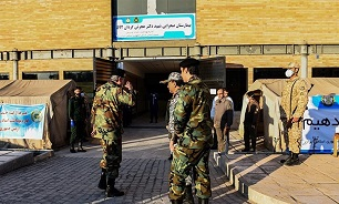 Iranian Army Hospitals at Disposal of COVID-19 Patients