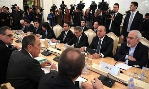 Guarantor states stress continuation of dialogue to solve Syrian crisis