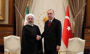 Iranian, Turkish Presidents Stress Necessity for Continued Trade Ties amid Coronavirus Outbreak