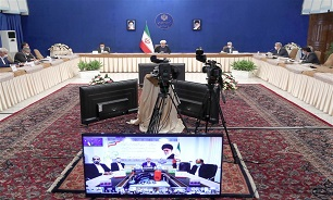 President Lauds Iranian Science, Technology Parks for Help in Coronavirus Battle
