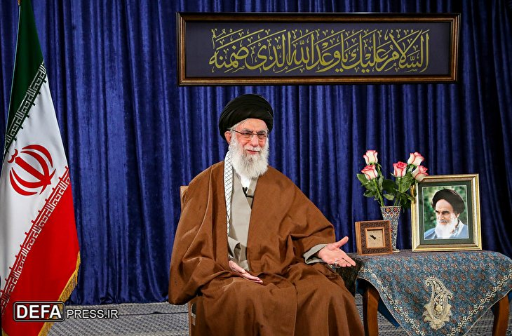 Leader's speech on birth anniv. of Imam Mahdi