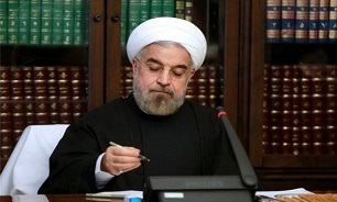 President Rouhani signs law to counter hostile moves of Zionist regime