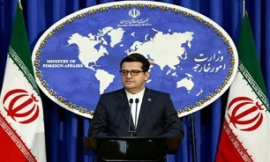 Spokesman Condemns French FM's Meddlesome Remarks about Iranian Prisoner