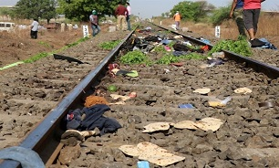 Train Runs Over Workers Sleeping on Track in India, Kills at Least 17