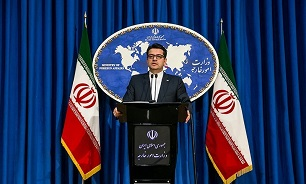 Let Americans Breathe, Iranian Spokesman Tells US Government