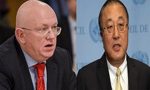 Beijing, Moscow deplore US sanctions on Syria
