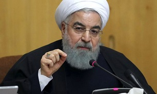 Iranian President Warns of Zionists' Plots against Islamic Sanctities