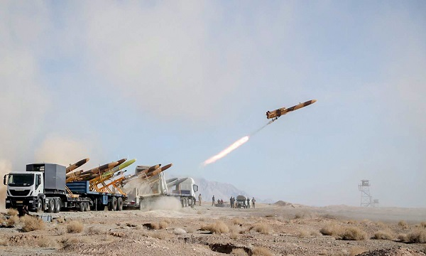 Iran uses 'artificial intelligence' in drone drill