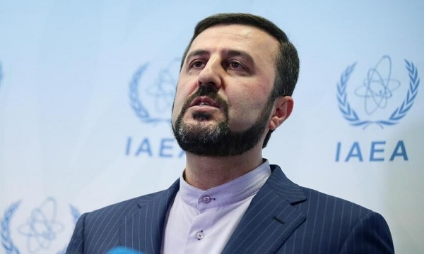 Envoy terms Iran-IAEA meeting 'fruitful'