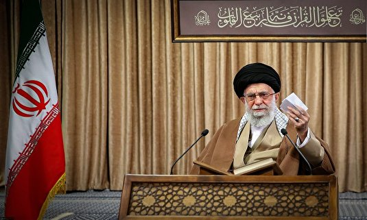 Leader reiterates Iran's final say on JCPOA