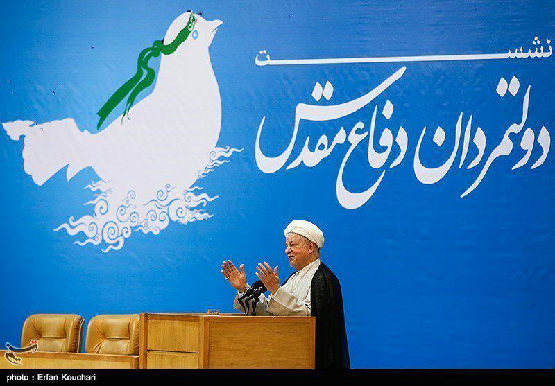 عکس/ یار دیرین انقلاب در نشست دولتمردان دفاع مقدس