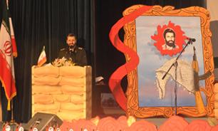 برگزاری کنگره ملی شهید شاخص فرهنگیان کشور معلم شهید قدرتالله چگینی در قزوین