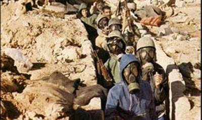 آخرین حربه بعثیها در جنگ