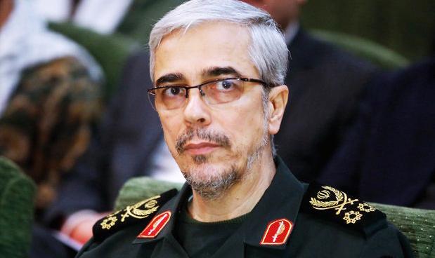 سرلشکر باقری روز ارتش را تبریک گفت