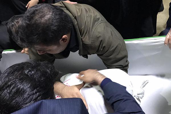شهید نام نوهاش را برگزید/ مهر «وصیتنامه» سی ساله باز شد
