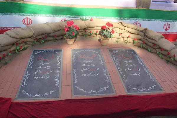 کنگره ملی بزرگداشت شهدای وزارت بهداشت  در یزد آغاز شد