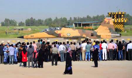 28 اسفند؛ افتتاح نمایشگاه بزرگ هوایی راهیان نور در دزفول
