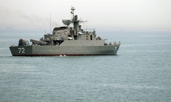 ماموریت 5 ماهه ناوگروه 44 نیروی دریایی ارتش به پایان رسید