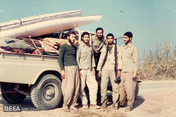 روایتی از پرچمداری برادران در جبهه تا دلگیری از کسانی که به جبهه پشت کردند