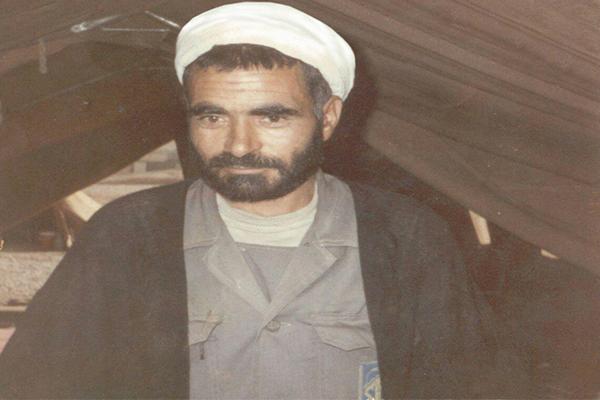 تصویر کمتر دیده شده از سردار «شهید عبدالحسین برونسی»