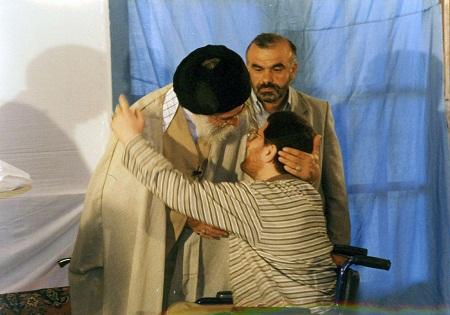 مرا چه به نشان فتح؟/ دیدار با رهبر برایم مهمتر بود