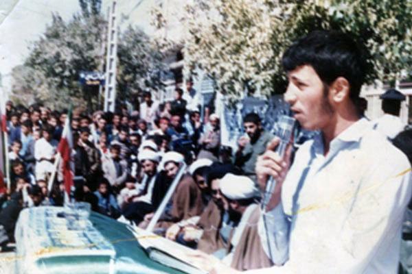شهید محمد رضا امانی(میثم) روایتگر شلمچه