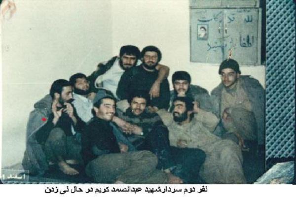 زندگی نامه سردار شهید «عبدالصمد کریم» + تصاویر