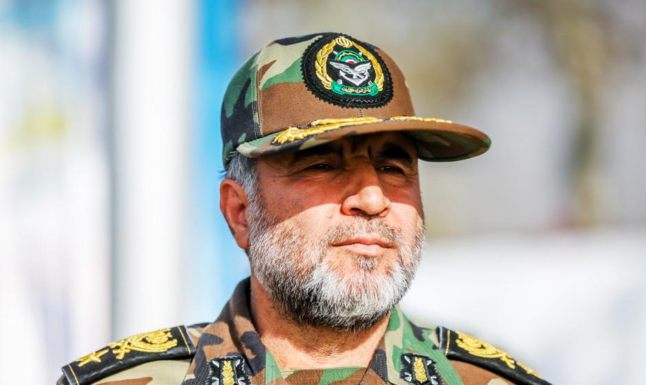 نیروی زمینی ارتش طومار هر تهدیدی را در هم میپیچد/ نیروهای مسلح ایران یاور مظلومان هستند